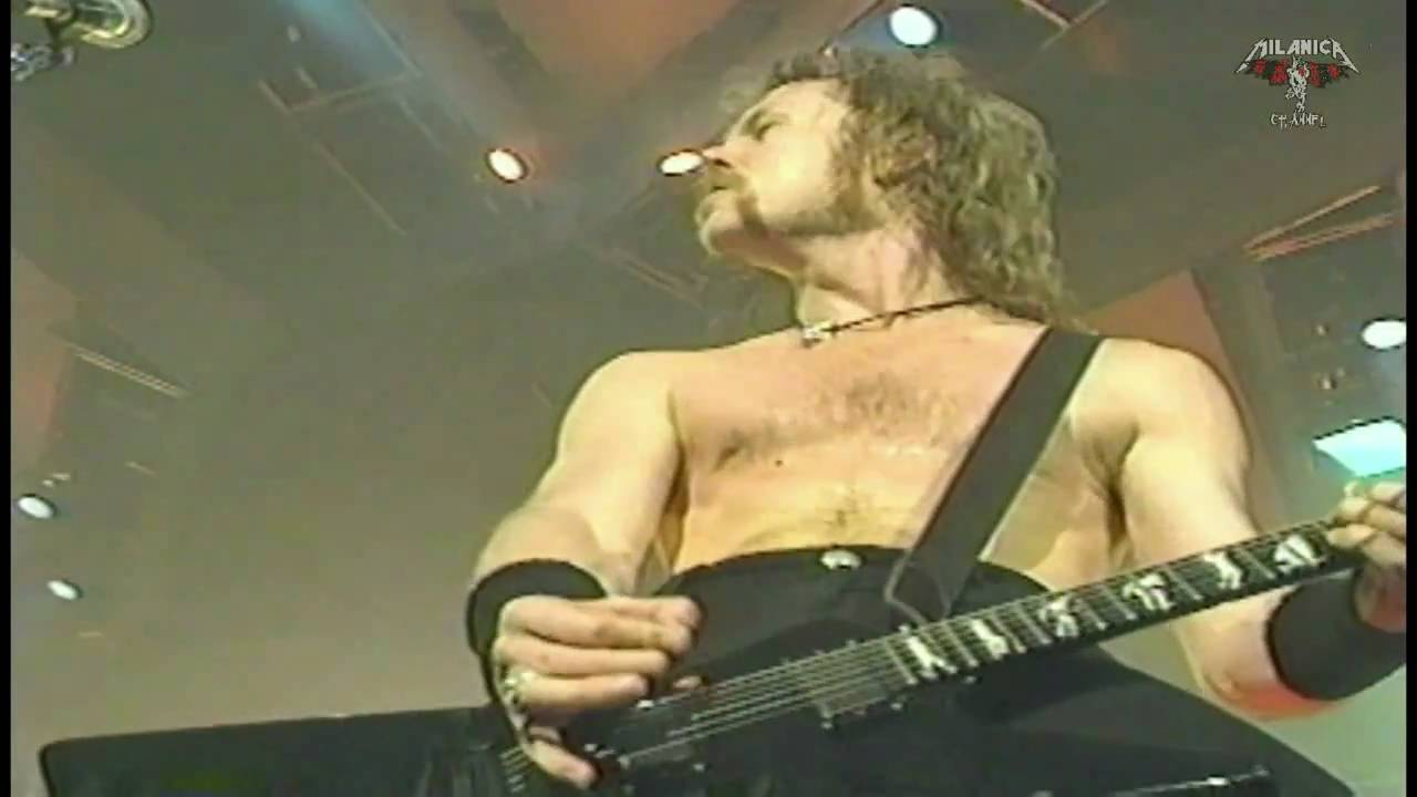 Metallica - Breadfan - HQ - Den Bosch 1992 - Live - YouTube