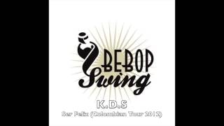 K.D.S - Ser Feliz (Colombian Tour 2012)