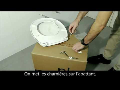 Remplacer Labattant Des Toilettes Bricolage Youtube