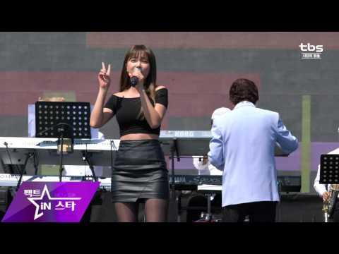 [팩트4K직캠] #홍진영 - #사랑의배터리 (Hong Jin Young - Love battery )