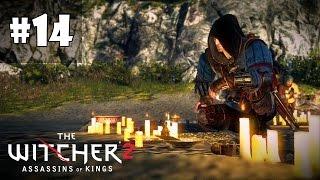 The Witcher 2 прохождение игры Часть 14 (Проклятие крови)