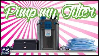 Pimp my Filter | AquaOwner