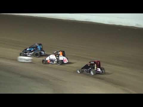Grays Harbor Raceway, September 1, 2019, Northwest Focus Midget Series A-Main
