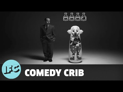 Comedy Crib: Funny People Reading Books  Simon Rich  IFC