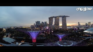 "Dji Phantom Indonesia ""Gardens By The Bay, Singapore"" GoProID [HD]"