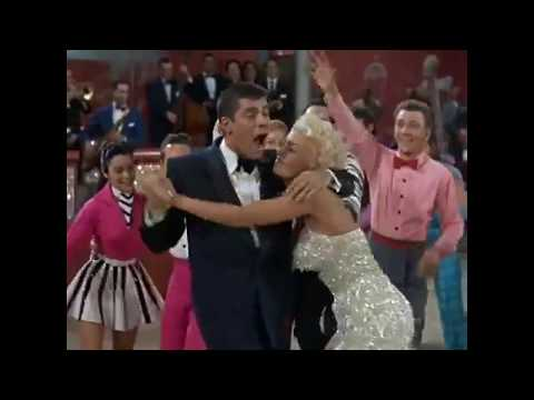 JERRY LEWIS and SHEREE NORTH: