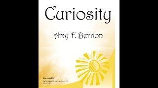 Curiosity (Unison/Opt. 2pt) - Amy F. Bernon