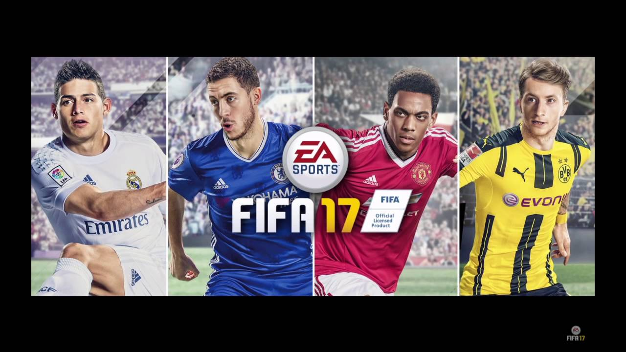 Fifa 17 Trailer Deutsch