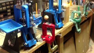The Reloading Bench - It's Personal And Individual