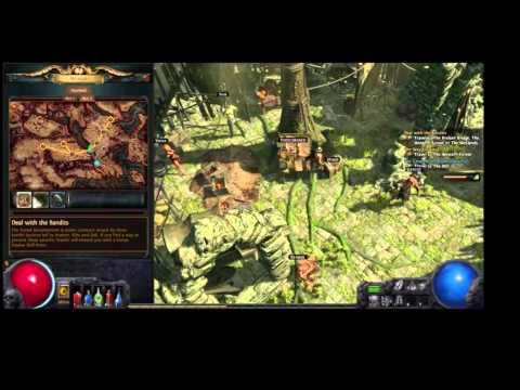 Path of Exile Hard Nerd Cafe Pt 12