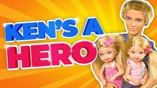 Download Video Barbie - Ken's a Hero   Ep.63 MP3 3GP MP4