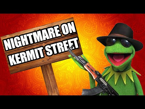NIGHTMARE ON KERMIT STREET (Call of Duty Zombies)