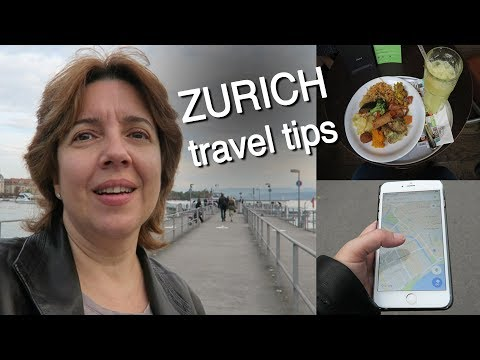Zurich, Switzerland: Roaming, Vegetarian, Boat Cruises