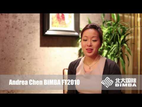 Andrea Chen Shares Her Whole BiMBA Experience