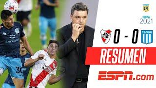 ¡EMPATE EN EL MONUMENTAL! | River 0-0 Racing | RESUMEN