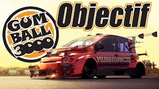 ON VA FAIRE LE GUMBALL 3000 EN MULTIPLA DE 1000CV