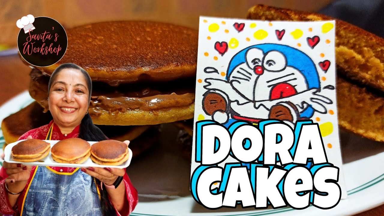 How to make Dora Cakes|Without Nutella| Easy| Complete Recipe| Eggless ❤️