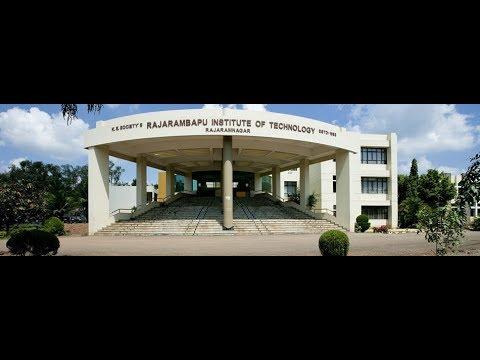 Rajarambapu Institute of Technology - Official Campus Video