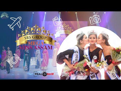 Mega Miss Assam 2019 || Grand Final || SRS Group || Real & Raw || Guwahati
