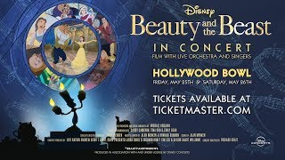 """Disney Beauty and the Beast - In Concert - """"Tale As Old As Time"""""""