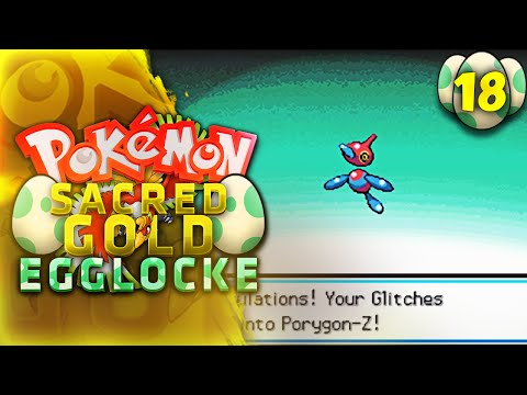 Let's Play Pokemon Sacred Gold Egglocke Episode #18