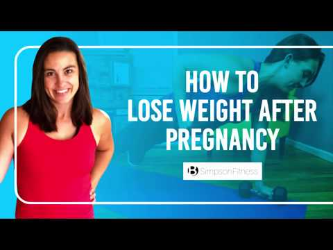 how-to-lose-weight-after-pregnancy-|-get-fit-after-birth-without-dieting