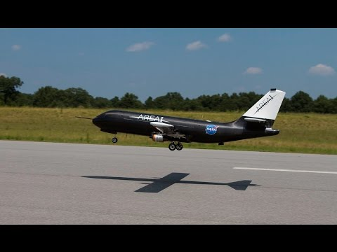 Unmanned Research Aircraft Test Cutting-Edge Innovations