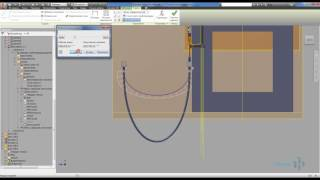 Фиксация длины шланга с применением iLogic [Autodesk Inventor]