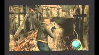 Resident Evil 4 Walkthrough Part 3 - Chainsaw Fun!
