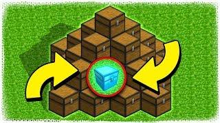 GİZLİ ELMAS SANDIĞI   Minecraft ZoR MoD #24
