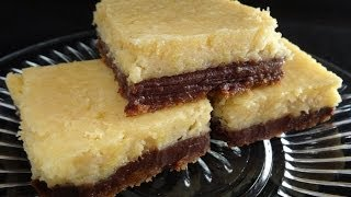 Pumpkin And Chocolate Cheesecake Bars - With Yoyomax12