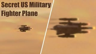 Latest US Military Fighter Plane Inspired And Made By UFO, Alien Technology | Alien Sightings 2016
