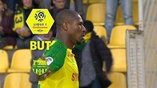 But Préjuce NAKOULMA (33') / FC Nantes - Dijon FCO (1-1)  (FCN-DFCO)/ 2017-18