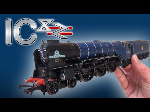 Opening the TTS Sound Tornado by Hornby