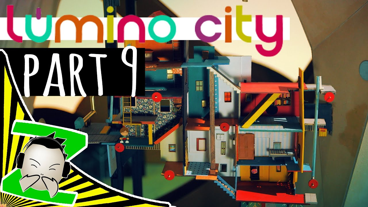 Lumino City Part 9 Let's Play Walkthrough Review Puzzle Game First Look Lume PC