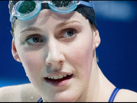 Missy Franklin vs Katie Ledecky - Gold Medal Minute presented by SwimOutlet.com