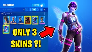 This Is The Smallest Fortnite Account EVER!