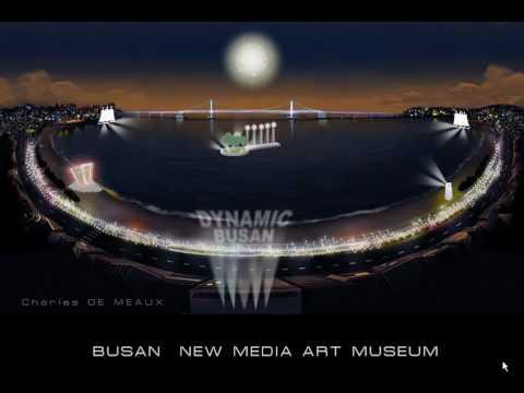 Busan New Media Art Museum - Agence Il Com - Ville de Busan (Corée) / By Mona Moore