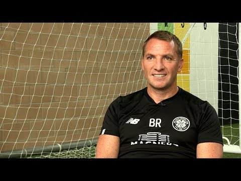 Celtic TV - Brendan Rodgers in-depth Part 1