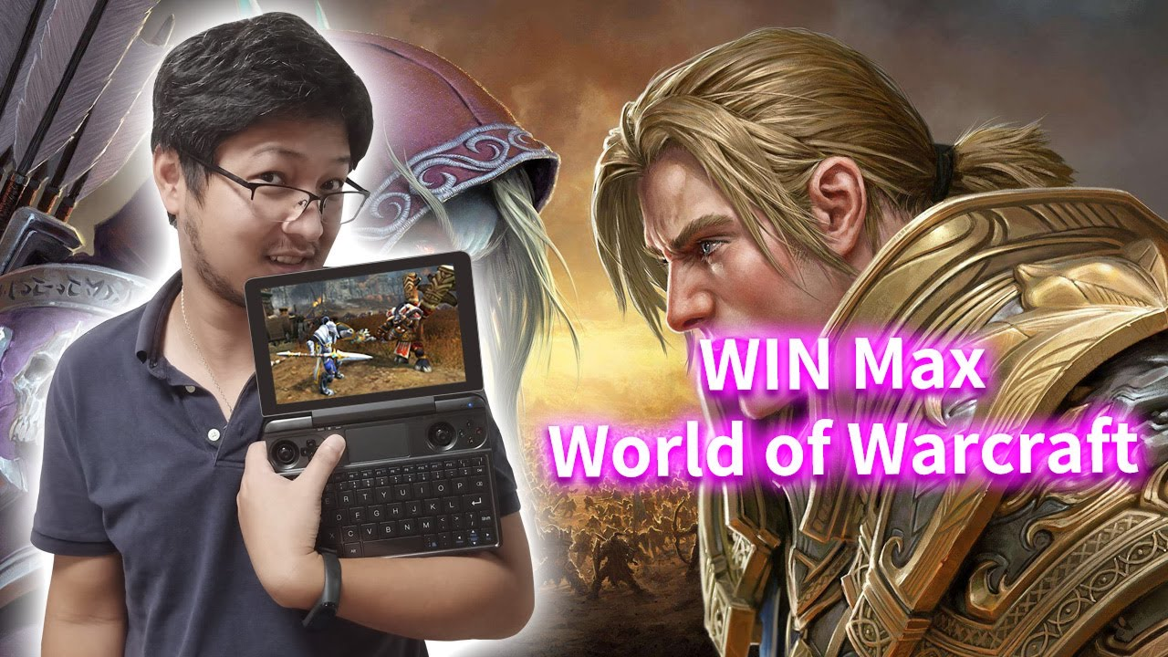 720P WIN Max World of Warcraft