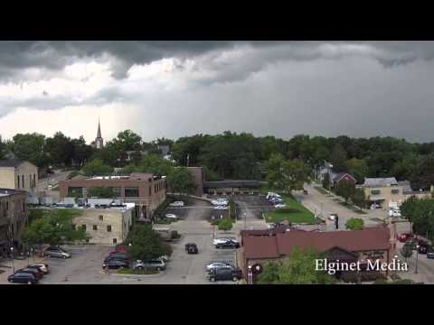 Storm coming in 8/25/14