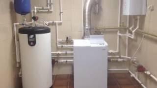 видео Газовый котел Protherm Гризли KLO 100