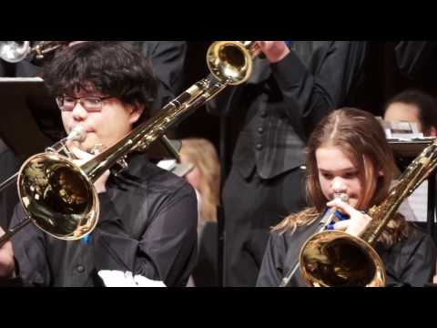 Strayer Middle School Band Spring Concert