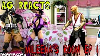 Mortal Kombat - EP# 01: Mileena's Room Reaction