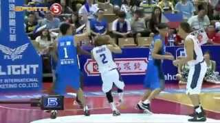 Terrence Romeo's Top 5 Plays | JONES CUP 2015