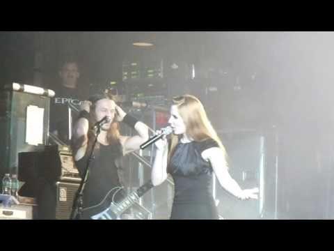 Epica - Mark Jansen B-day at Fireston in Orlando, Fl
