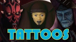 Tattoos of the Star Wars Galaxy