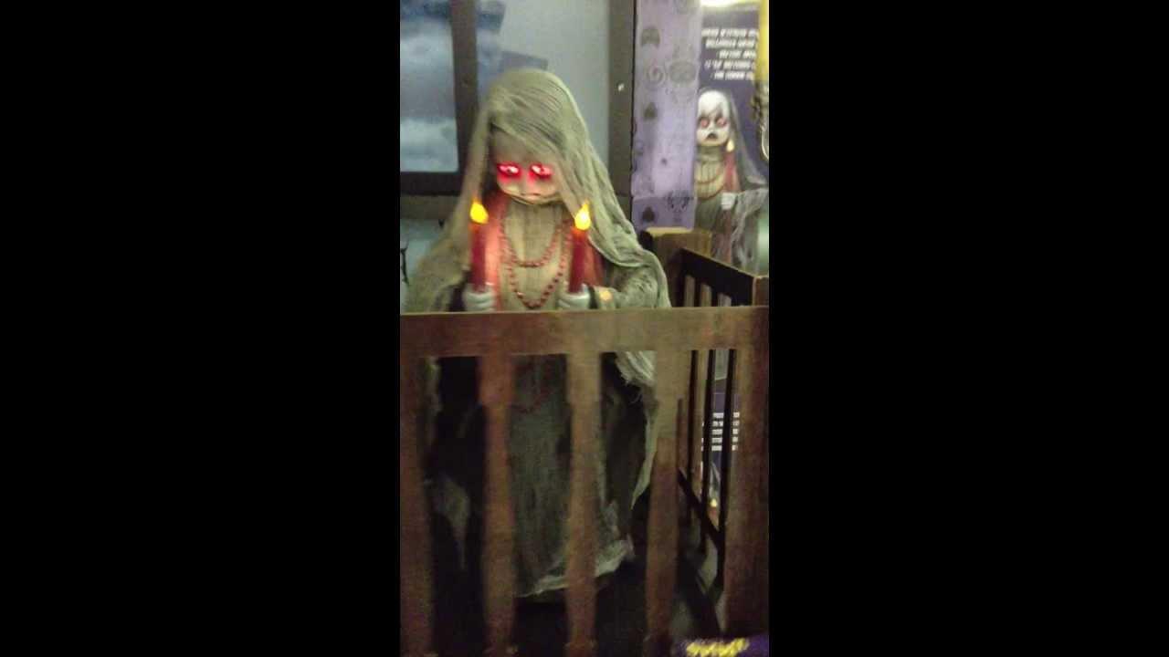Spirit Halloween 2013 3 Foot Grave Watcher