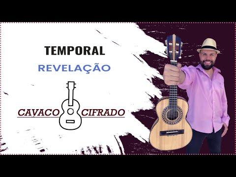 Temporal - Cavaco Cifrado (Cavaquinho)