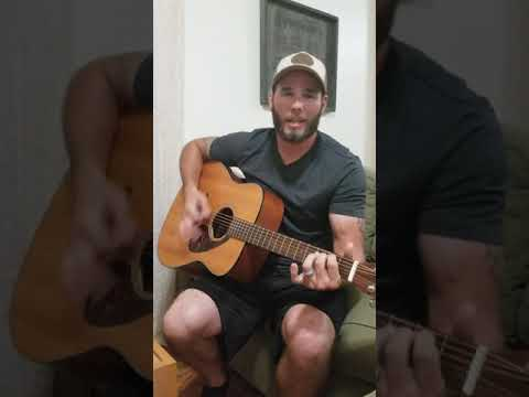 "Luke Combs- ""Must've Never Met You"" Cover"